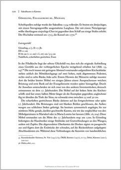 Bild der Seite - 120 - in Sakralmöbel aus Österreich - Von Tischlern und ihren Arbeiten im Zeitalter des Absolutismus, Band II: Kunstlandschaften im Norden, Süden und Westen