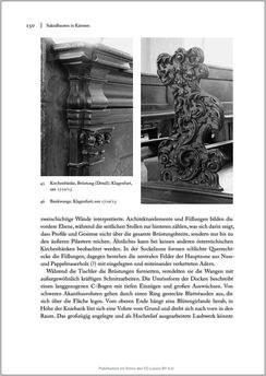 Bild der Seite - 150 - in Sakralmöbel aus Österreich - Von Tischlern und ihren Arbeiten im Zeitalter des Absolutismus, Band II: Kunstlandschaften im Norden, Süden und Westen