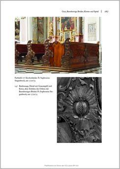 Bild der Seite - 267 - in Sakralmöbel aus Österreich - Von Tischlern und ihren Arbeiten im Zeitalter des Absolutismus, Band II: Kunstlandschaften im Norden, Süden und Westen