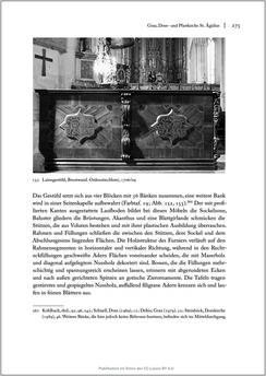 Bild der Seite - 275 - in Sakralmöbel aus Österreich - Von Tischlern und ihren Arbeiten im Zeitalter des Absolutismus, Band II: Kunstlandschaften im Norden, Süden und Westen