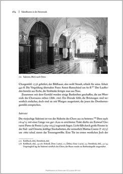 Bild der Seite - 284 - in Sakralmöbel aus Österreich - Von Tischlern und ihren Arbeiten im Zeitalter des Absolutismus, Band II: Kunstlandschaften im Norden, Süden und Westen