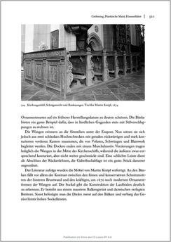 Bild der Seite - 321 - in Sakralmöbel aus Österreich - Von Tischlern und ihren Arbeiten im Zeitalter des Absolutismus, Band II: Kunstlandschaften im Norden, Süden und Westen