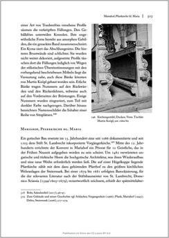 Bild der Seite - 323 - in Sakralmöbel aus Österreich - Von Tischlern und ihren Arbeiten im Zeitalter des Absolutismus, Band II: Kunstlandschaften im Norden, Süden und Westen