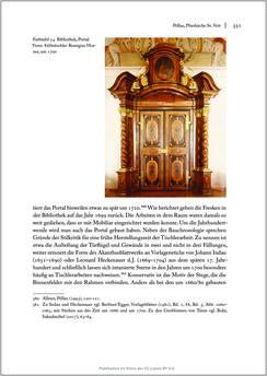 Bild der Seite - 351 - in Sakralmöbel aus Österreich - Von Tischlern und ihren Arbeiten im Zeitalter des Absolutismus, Band II: Kunstlandschaften im Norden, Süden und Westen