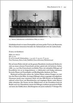 Bild der Seite - 353 - in Sakralmöbel aus Österreich - Von Tischlern und ihren Arbeiten im Zeitalter des Absolutismus, Band II: Kunstlandschaften im Norden, Süden und Westen