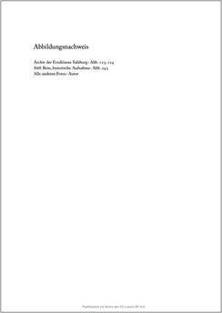 Image of the Page - 586 - in Sakralmöbel aus Österreich - Von Tischlern und ihren Arbeiten im Zeitalter des Absolutismus, Volume II: Kunstlandschaften im Norden, Süden und Westen