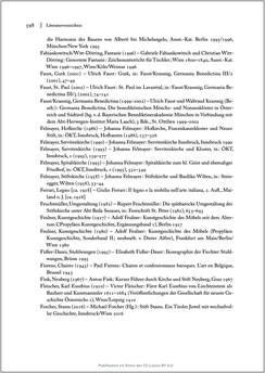 Bild der Seite - 598 - in Sakralmöbel aus Österreich - Von Tischlern und ihren Arbeiten im Zeitalter des Absolutismus, Band II: Kunstlandschaften im Norden, Süden und Westen