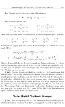 Bild der Seite - 212 - in Vorlesungen über Thermodynamik