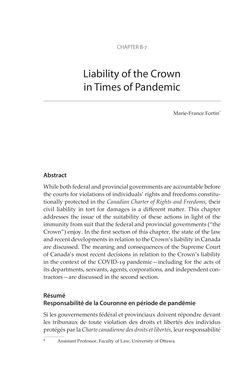 Bild der Seite - 223 - in VULNERABLE - The Law, Policy and Ethics of COVID-19