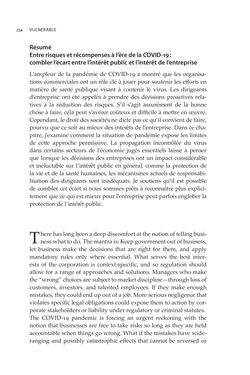 Bild der Seite - 234 - in VULNERABLE - The Law, Policy and Ethics of COVID-19
