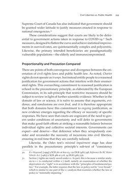 Bild der Seite - 259 - in VULNERABLE - The Law, Policy and Ethics of COVID-19