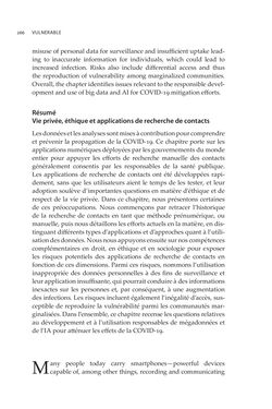 Bild der Seite - 266 - in VULNERABLE - The Law, Policy and Ethics of COVID-19