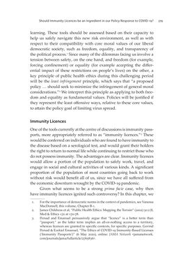 Bild der Seite - 279 - in VULNERABLE - The Law, Policy and Ethics of COVID-19