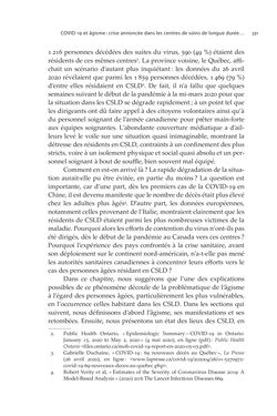 Bild der Seite - 331 - in VULNERABLE - The Law, Policy and Ethics of COVID-19