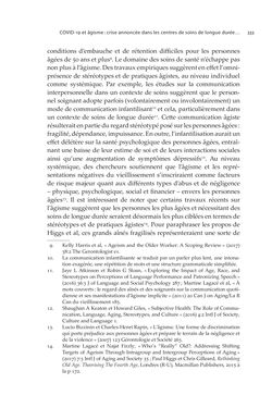 Bild der Seite - 333 - in VULNERABLE - The Law, Policy and Ethics of COVID-19
