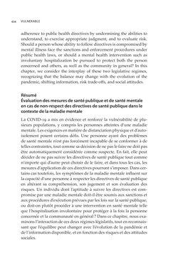 Bild der Seite - 434 - in VULNERABLE - The Law, Policy and Ethics of COVID-19