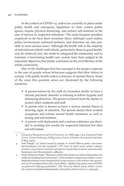 Image of the Page - 436 - in VULNERABLE - The Law, Policy and Ethics of COVID-19