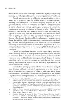 Image of the Page - 582 - in VULNERABLE - The Law, Policy and Ethics of COVID-19