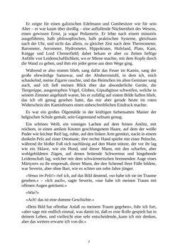 Bild der Seite - 7 - in Venus im Pelz