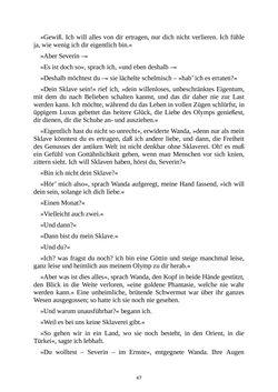 Bild der Seite - 47 - in Venus im Pelz
