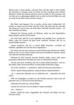 Image of the Page - 89 - in Venus im Pelz