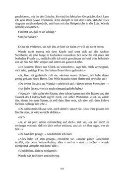 Bild der Seite - 103 - in Venus im Pelz