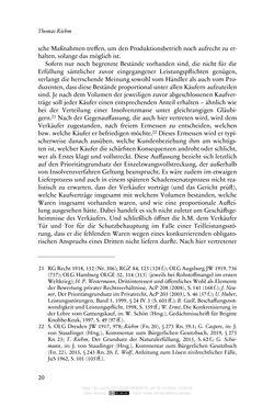Bild der Seite - 20 - in Vertragsrecht in der Coronakrise