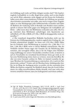 Bild der Seite - 25 - in Vertragsrecht in der Coronakrise