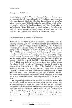 Bild der Seite - 26 - in Vertragsrecht in der Coronakrise