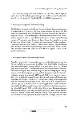 Bild der Seite - 41 - in Vertragsrecht in der Coronakrise