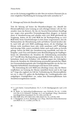 Bild der Seite - 42 - in Vertragsrecht in der Coronakrise