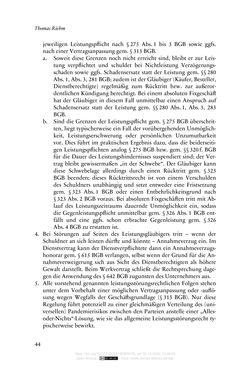 Bild der Seite - 44 - in Vertragsrecht in der Coronakrise