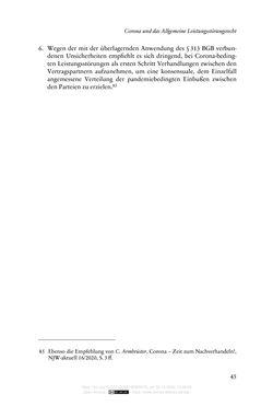 Bild der Seite - 45 - in Vertragsrecht in der Coronakrise