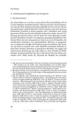 Bild der Seite - 48 - in Vertragsrecht in der Coronakrise