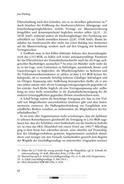 Bild der Seite - 62 - in Vertragsrecht in der Coronakrise