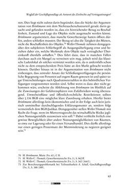 Bild der Seite - 65 - in Vertragsrecht in der Coronakrise