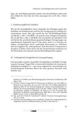 Bild der Seite - 79 - in Vertragsrecht in der Coronakrise