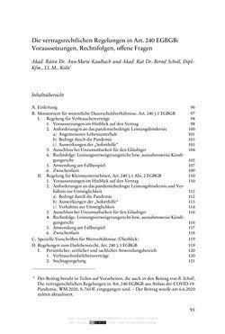 Bild der Seite - 95 - in Vertragsrecht in der Coronakrise