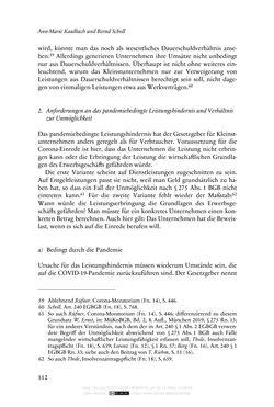 Bild der Seite - 112 - in Vertragsrecht in der Coronakrise