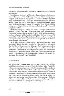 Bild der Seite - 118 - in Vertragsrecht in der Coronakrise