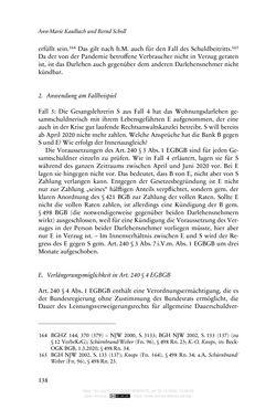 Bild der Seite - 138 - in Vertragsrecht in der Coronakrise