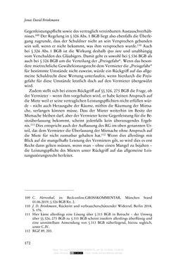 Bild der Seite - 172 - in Vertragsrecht in der Coronakrise