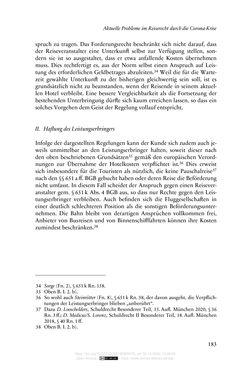 Bild der Seite - 183 - in Vertragsrecht in der Coronakrise