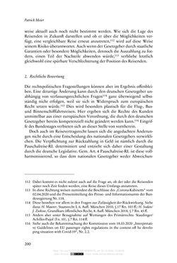 Bild der Seite - 200 - in Vertragsrecht in der Coronakrise