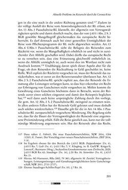 Bild der Seite - 201 - in Vertragsrecht in der Coronakrise