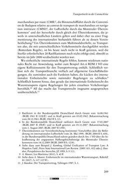 Bild der Seite - 209 - in Vertragsrecht in der Coronakrise