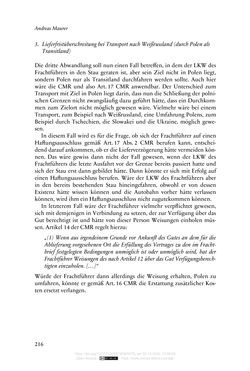 Bild der Seite - 216 - in Vertragsrecht in der Coronakrise