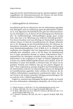 Bild der Seite - 238 - in Vertragsrecht in der Coronakrise