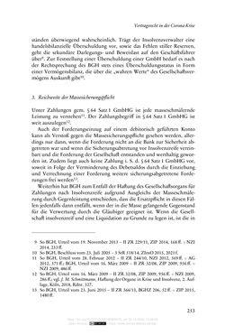 Bild der Seite - 253 - in Vertragsrecht in der Coronakrise