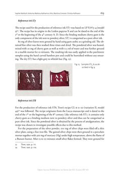 Bild der Seite - 169 - in The Vienna Genesis - Material analysis and conservation of a Late Antique illuminated manuscript on purple parchment